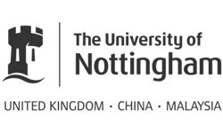 Stylised University of Nottingham logo