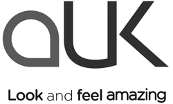 Stylised aUK logo