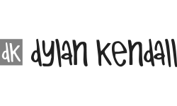 Stylised Dylan Kendall LLC logo